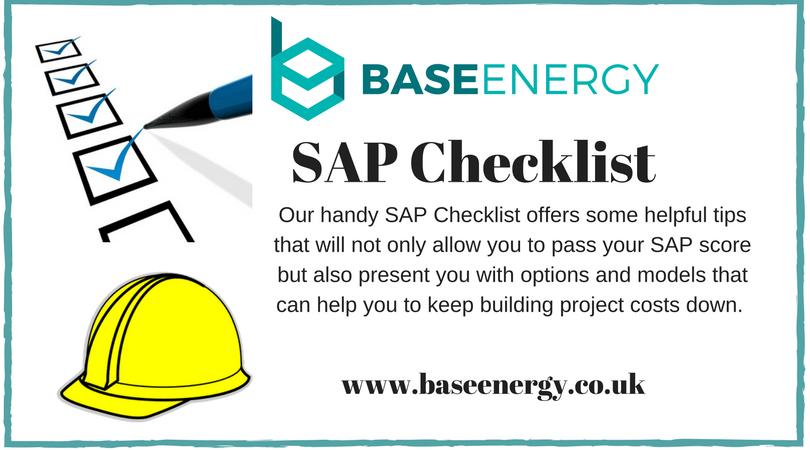 SAP checklist