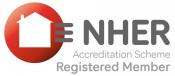 NHER Registered Accreditation Scheme Member