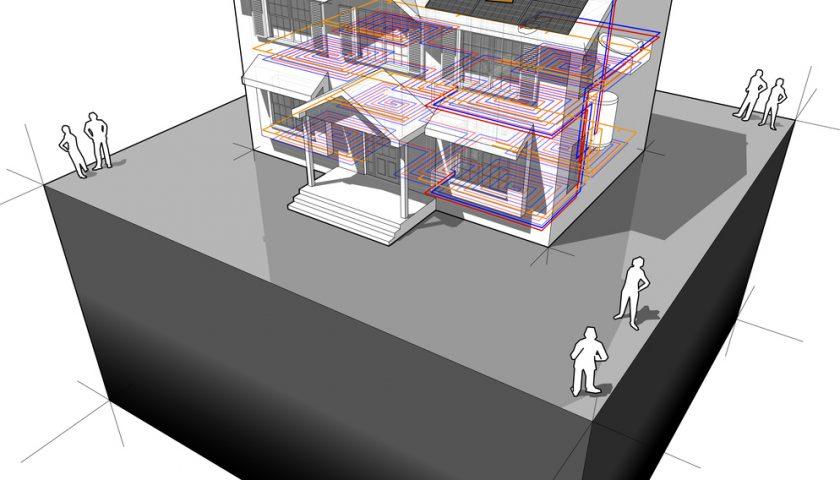 Key design principles to help build more energy efficient homes