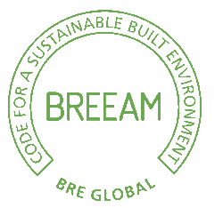 BREEAM LOGO and Accreditation