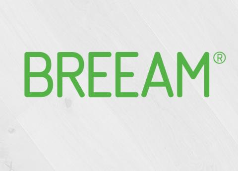 Breeam Logo and branding liverpool